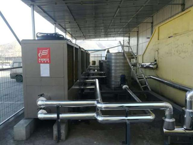 山西煤老板弃燃煤锅炉改芬尼克兹空气能热泵 称采暖效果杠杠的!